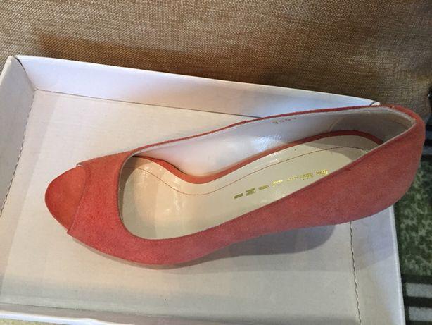 Продам замшевые туфли Fellini Одесса - изображение 2