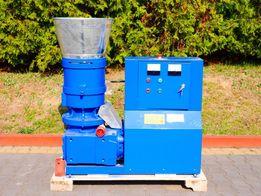 Peleciarka 22 kW 3 ROLKOWA - NAJMOCNIEJSZY MECHANIZM Granulator fv