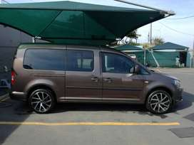 2013 Caddy maxi 7 seater