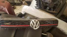 2013/17 vw golf 7 front  grille