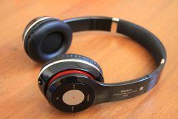 Bluetooth наушники S460 аналог beats solo2 черного цвета