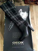 СРОЧНО!!Демисезонные сапоги Geox р. 38