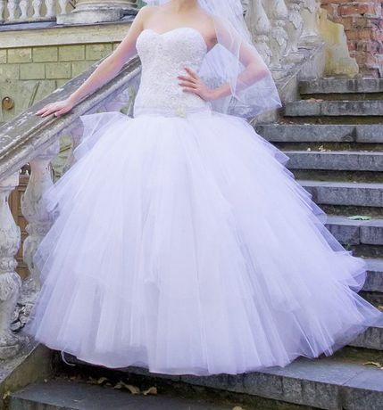 Свадебное платье Днепр - изображение 3