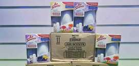 AIR SCENTS TOUCH OF SCENTS BOX OF 12