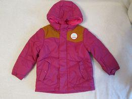 Куртка детская зимняя WED'ZE на 3 года рост 95см. очень теплая