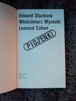 Stachura, Cohen, Wysocki - piosenki
