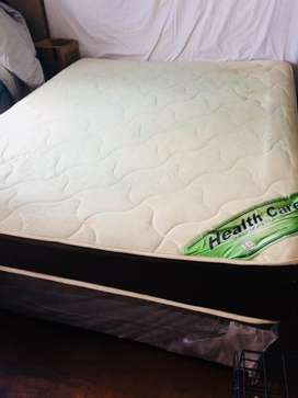 Lux health bed