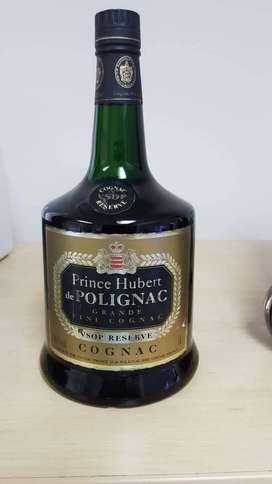 Prince Hubert de Polignac Grande Fine Cognac Price is Negotiable...