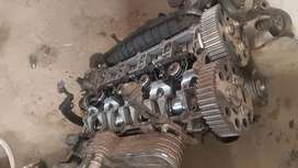 Golf 5 cylinder head and block