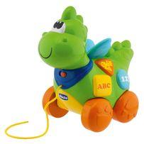 Chicco Игрушка-каталка развивающая Говорящий дракон
