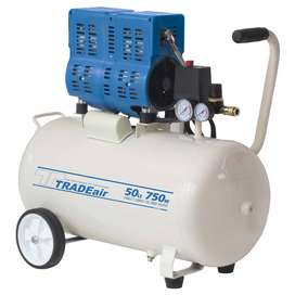 Tradeair 50LT Oilfree Compressor (MCFRC242)