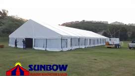 Frame Tents for Sale - SUNBOW TENTS MANUFACTURE