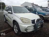 Toyota rav 4 kau 2000 model manual 0