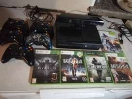 Xbox 360E package deal