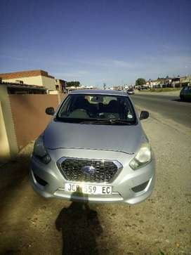 Selling my Datsun Go for seventy five thousand
