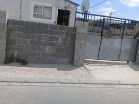A CORNER HOUSE WITH VERY BIG YARD FOR SALE IN LEIDEN IN DELFT R185000