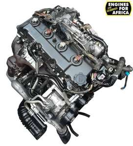 Toyota Quantum / Hilux 2.5D D4D 2KD Engine Used For Sale.