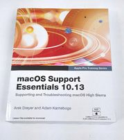 macOS Support Essentials 10.13 - Apple Pro Training Series: Supporting