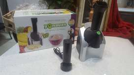 iCream Frozen Fruit & Vegetable Yogurt Dessert Maker Ice Cream S