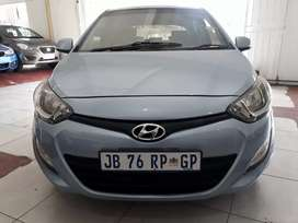 2013 Hyundai i20 1.4 GL Manual