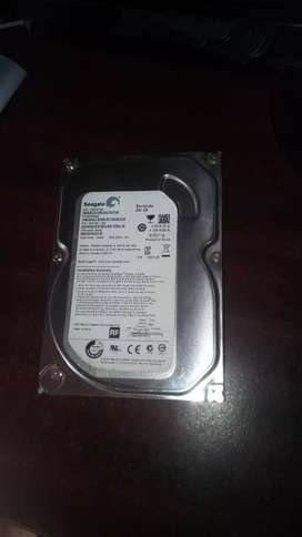 Hard-drive 500gb seagate