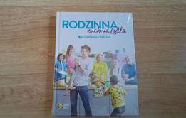 Rodzinna kuchnia LIDLA książka, nowa w folii