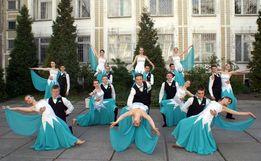 Постановка танца, выпускной танец, вальс