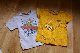 Koszulki chłopięce 5-6 lat