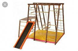 Продам детский деревянный спортивный комплекс Адмирал из ясеня