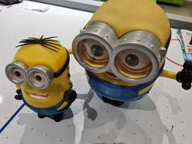 Minion speaker and talking toy (despicable me)