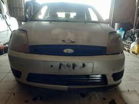 FORD FIESTA 1.4 2006 MODEL STRIPPING FOR PARTS AND ACCESSORIES