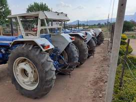 Ford tractors for sale, x4 of them