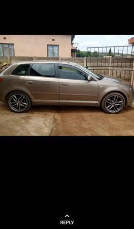 Selling audi A3 2.0 FSI 2008. IN GOOD CONDITION