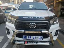 Pre Own 2018 Toyota Hilux 2.8 GD-6