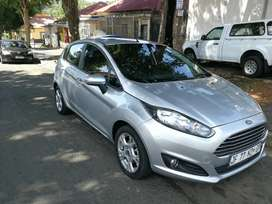 2015  FORD FIESTA 1.4 MANUAL
