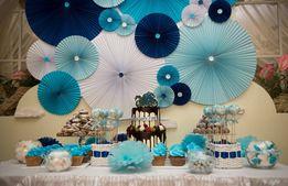 Фотозона,фон для кэнди бара,веера,фанты,день рождения,1 годик,праздник