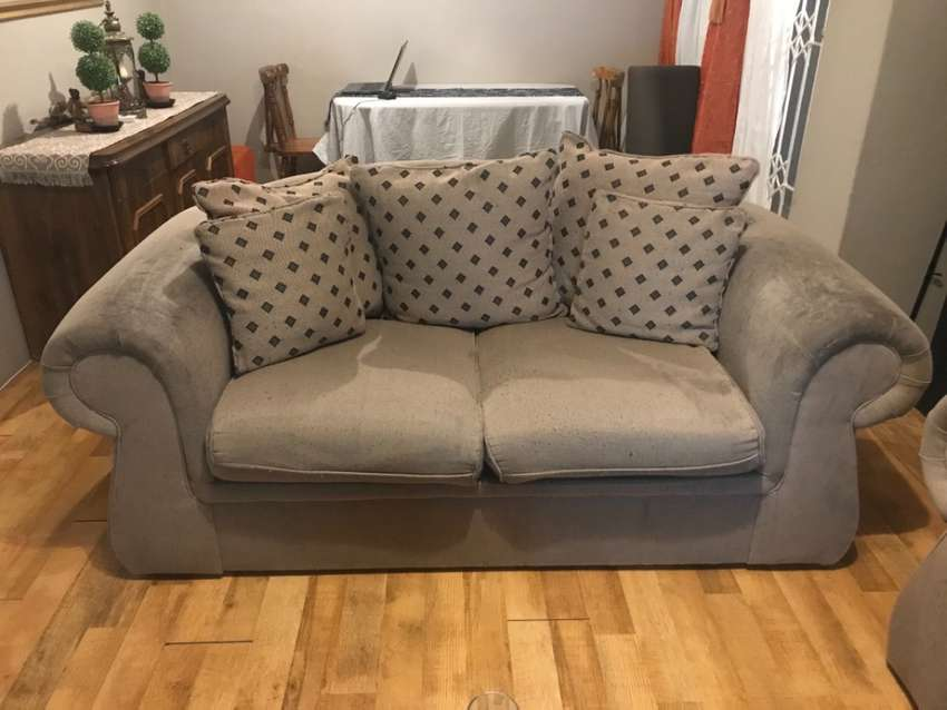 2 X 2 Seater couches