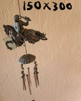 Knights.Medieval wind chime
