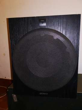 Sony 10' active subwoofer