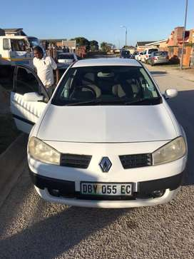 Renault megane 2 for sale bargain