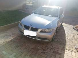 BMW TOURING 2007 MODEL 320I 6SPEED MANUAL