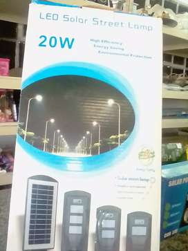 Led solor Street lamp