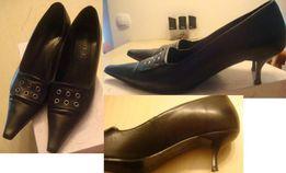 SKÓRZANE buty LASOCKI 41 / 42 wkładka 27 cm