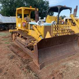 International TD 15c Dozer with Ripper