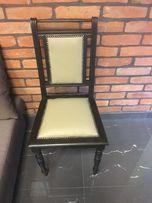 Stare krzesło po renowacji