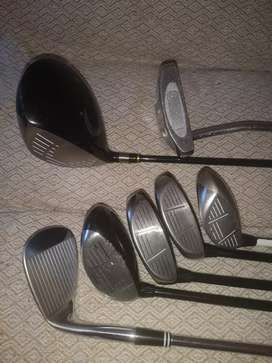 Various Golfclubs