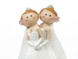 Figurka Dwie Panny Młode