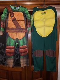Карнавальный костюм Черепашки Ниндзя/Turtles/5-6л,р.110-116. Оригинал!