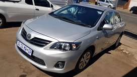 Toyota Corolla Quest 1.6 service book and spare key