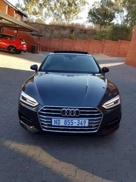 2018 Audi A5 coupe 2.0Tdi for sale